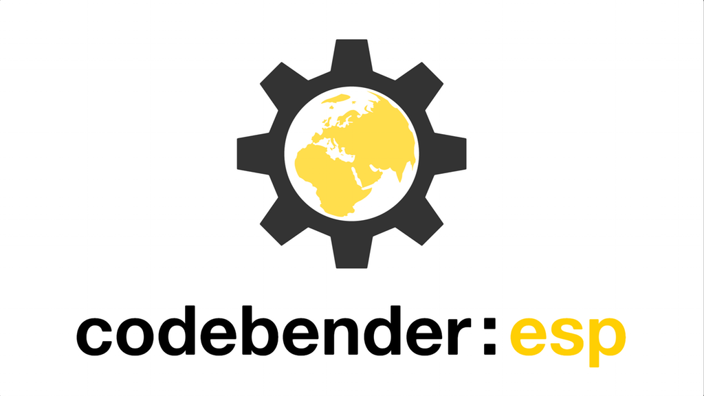 Codebender pro ESP
